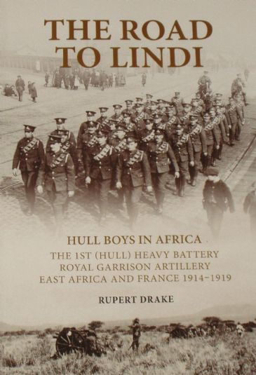 The Road to Lindi, by Rupert Drake
